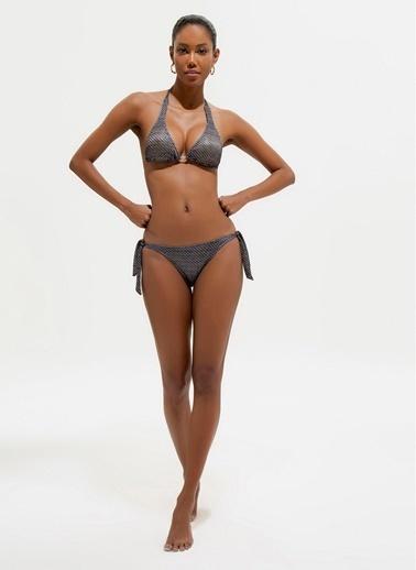 Loves You Bikini Lacivert